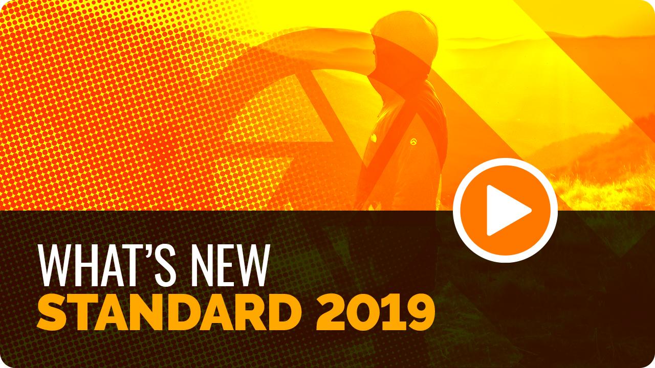 What's New: Photo Studio Standard 2019
