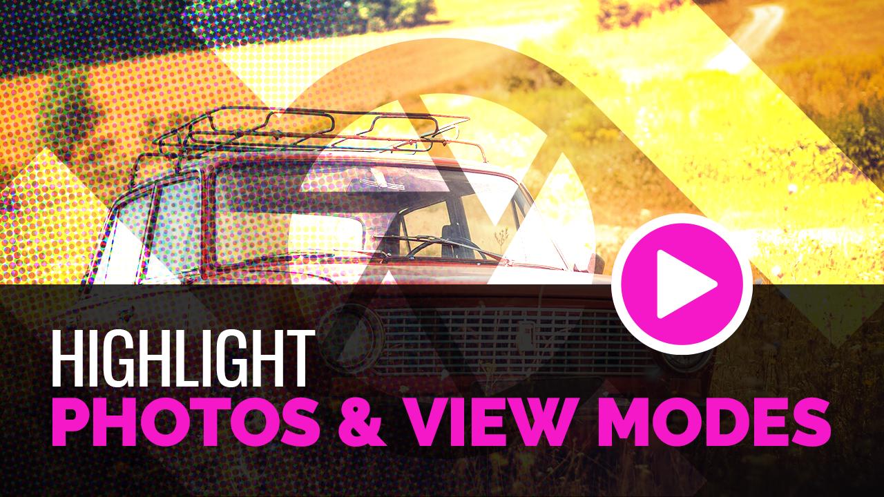 Intro to Photos & View Mode