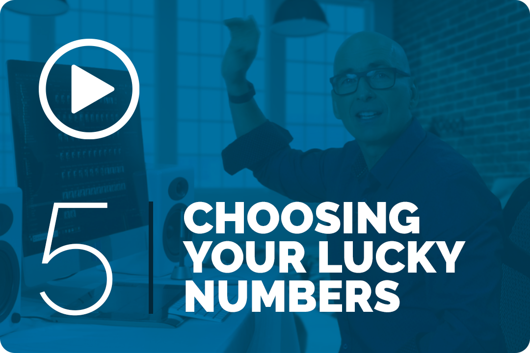 Choosing your lucky numbers