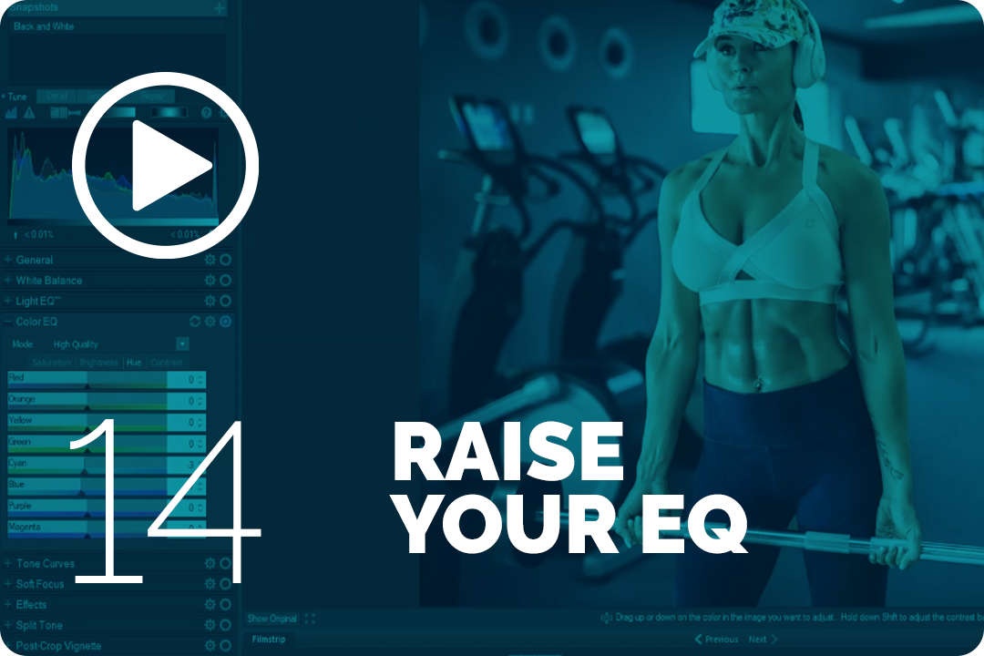 Raise your EQ
